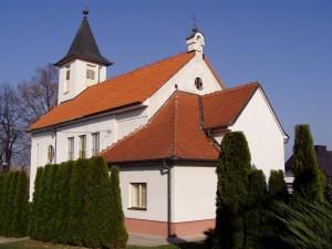 Kaple sv. Anežky České