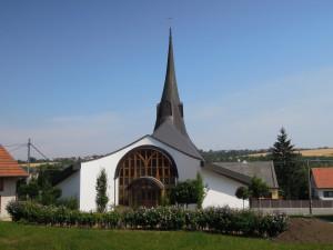Kaple sv. Ducha v Podolí