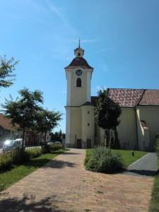 kostel s. Petra a Pavla, Kunovice